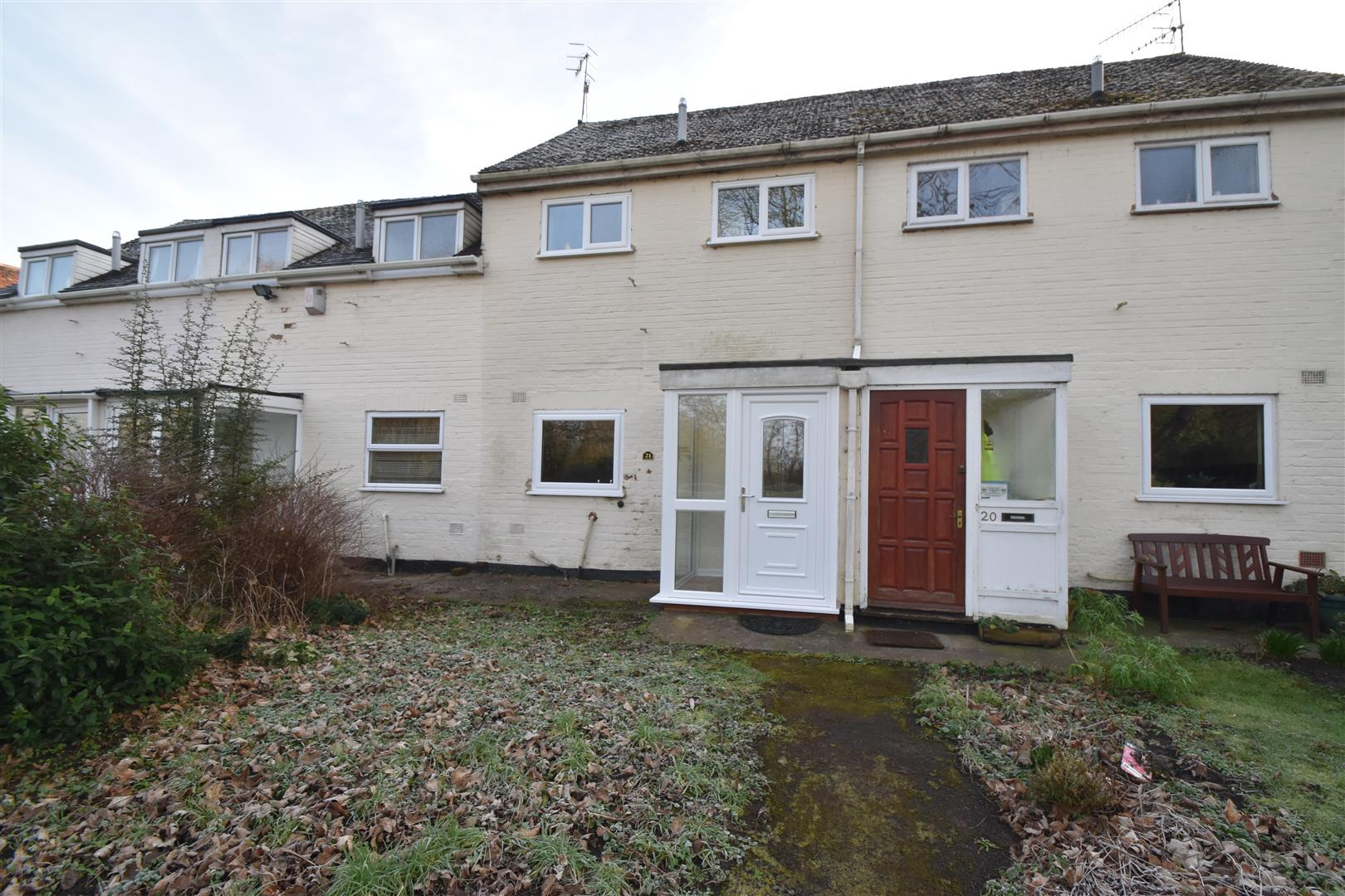 2 Bedrooms House for sale in Willow Court, Droitwich
